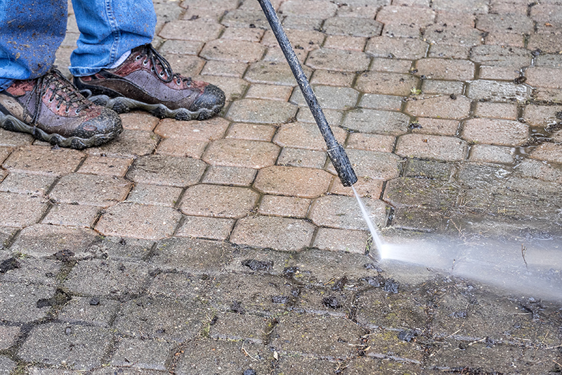Patio Cleaning Services in Bradford West Yorkshire